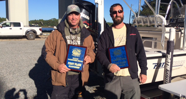 1st Place Championship Tournament 2014 -Sean Jeanneret & Justin Jeanneret