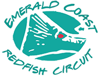 Emerald Coast Redfish Circuits logo